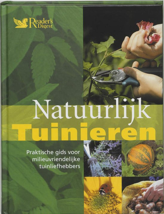 natuurlijk tuinieren boek