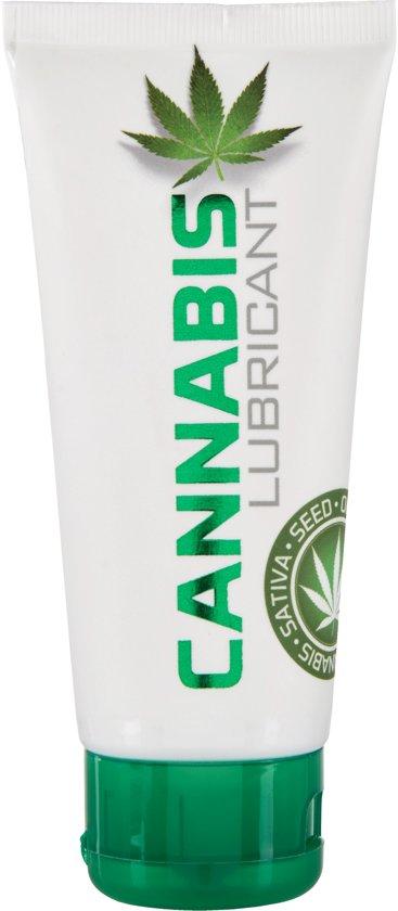 Cannabis glijmiddel