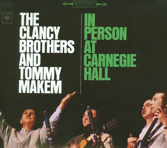 The Clancy Brothers And Tommy