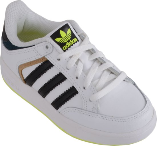 Adidas Schoenen Wit Zwart