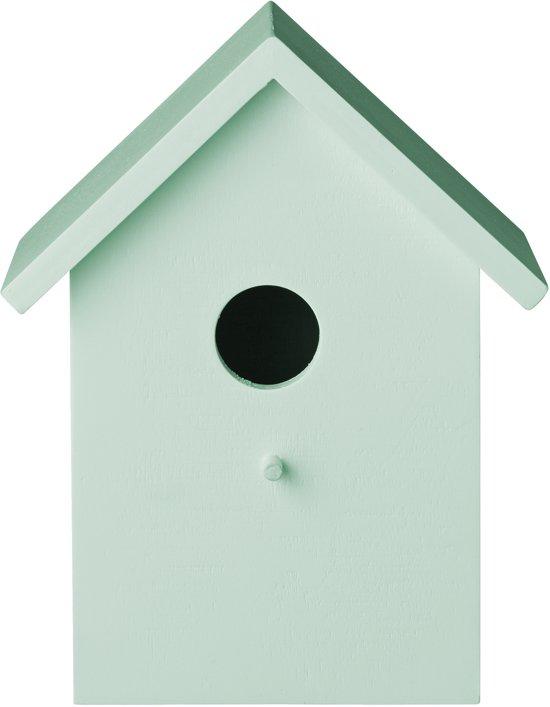 Bloomingville vogelhuisje mint kleur - Kleur voor een entry ...