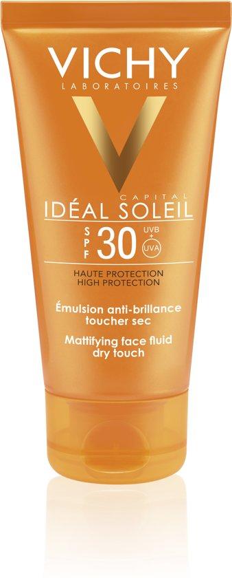 Vichy Capital Soleil Dry Touch Factor(spf) 30 - 50 ml - Zonnebrand crème