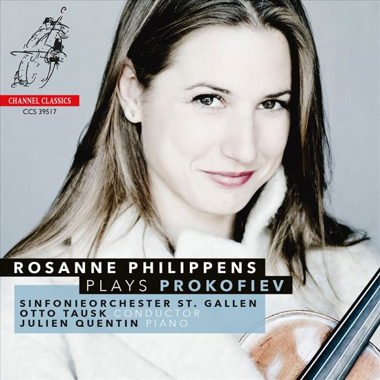 Rosanne Philippens Plays Prokofiev