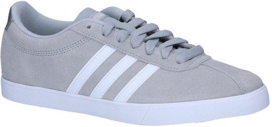 Courtset Lichtgrijze Sneakers