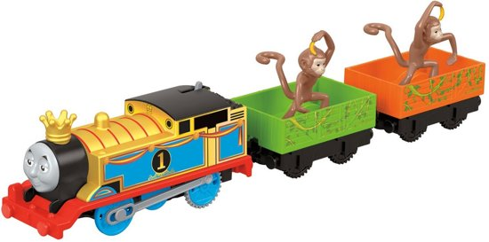 Thomas de Trein Track Master Gemotoriseerde Thomas - Speelgoedtreintje