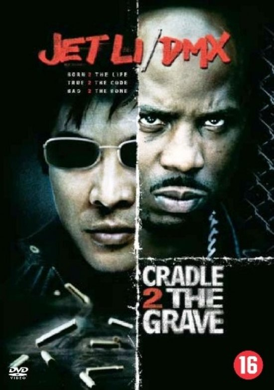 Cover van de film 'Cradle 2 The Grave'