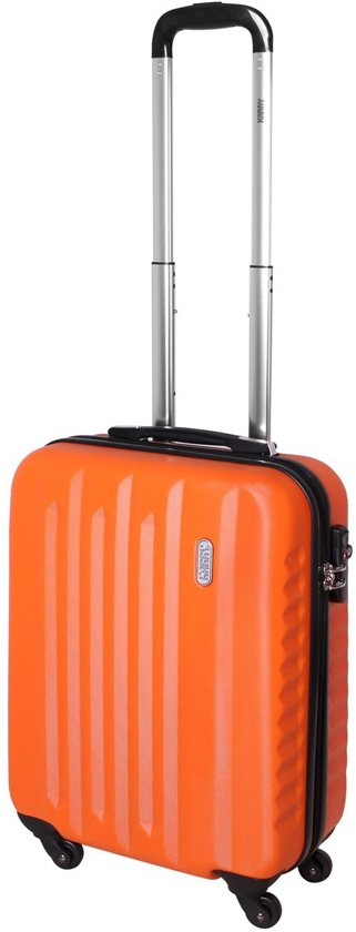KARRY Handbagagetrolley Oranje 55x40x20cm