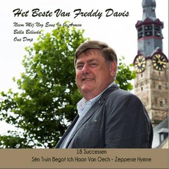 FREDDY DAVIS - Het beste van Freddy Davis