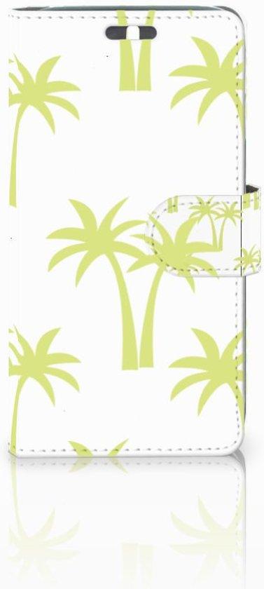 Huawei Y625 Uniek Boekhoesje Palmtrees