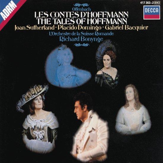 Les Contes D'Hoffmann (Complete)