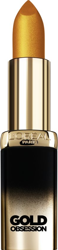 L'Oréal Paris Color Riche Gold Obsession Lippenstift - Pure Gold