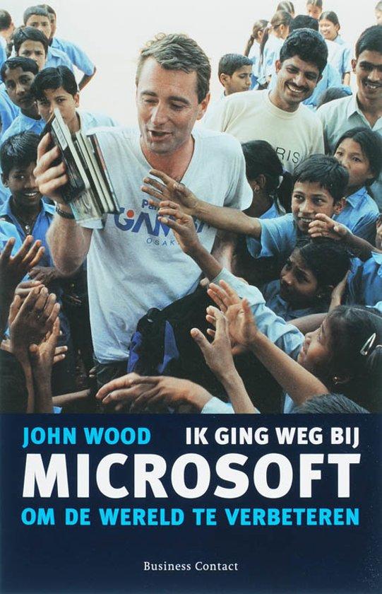 Ik ging weg bij Microsoft om de wereld te verbeteren