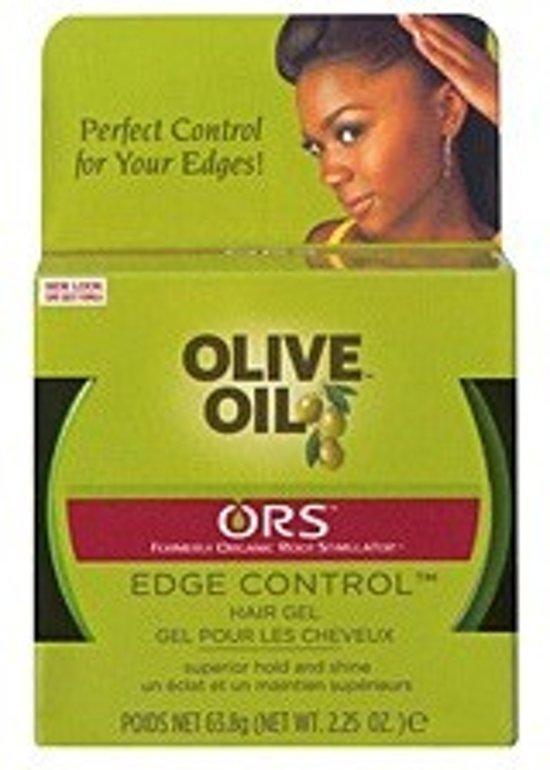 Organic Root Stimulator Olive Oil Edge Control Gel