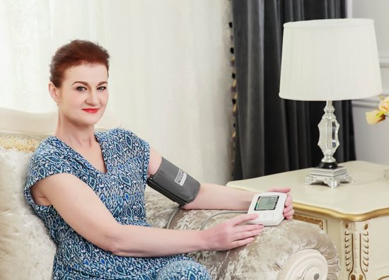 OBBOmed - Kwaliteit Bloeddrukmeter - voor bovenarm - MM 4670