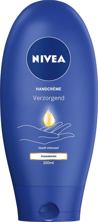 Afbeeldingsresultaat voor Verzorgende handcrème met amandelolie