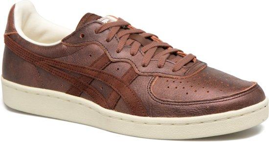 Asics - Heren Sneakers Gsm - Bruin - Maat 41 1/2