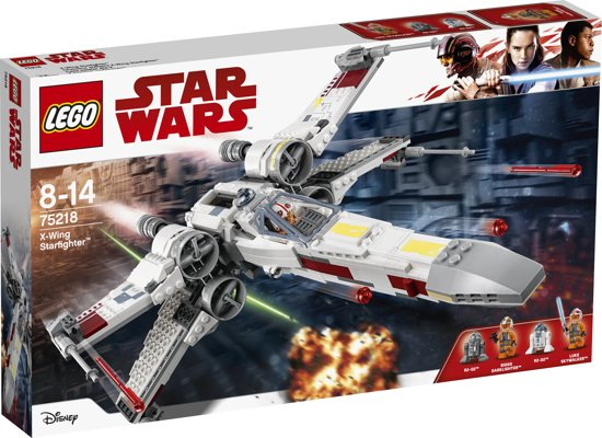 LEGO Star Wars X-Wing Starfighter - 75218