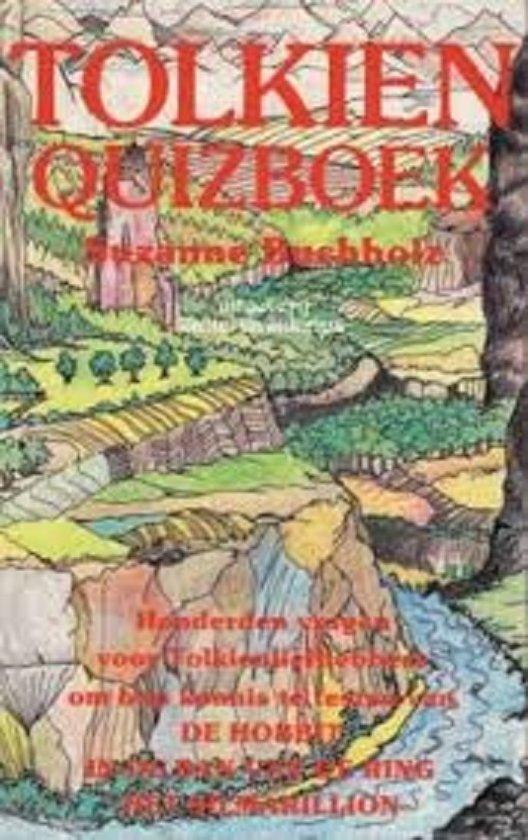 TOLKIEN QUIZBOEK - Suzanne Bucholz  