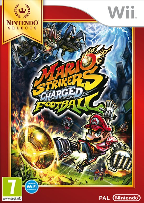 Mario Strikers: Charged Football kopen