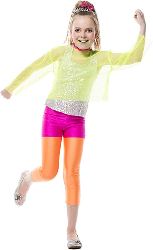 Hotpants Neon Pink