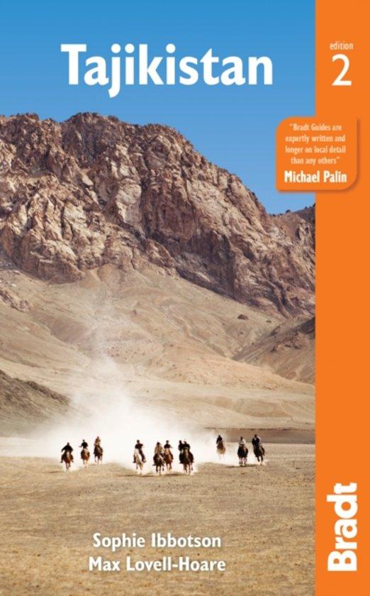 Bradt reisgids Tadzjikistan