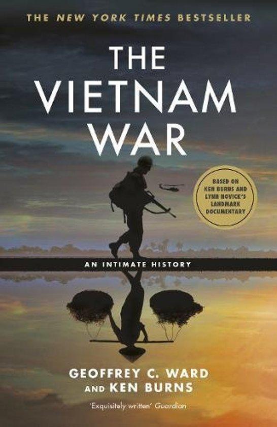 Boek cover The Vietnam War van Geoffrey C. Ward