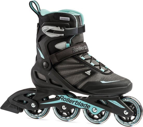 06bdf18e6c2 Rollerblade Inlineskates - Maat 39 - Vrouwen - zwart/grijs/blauw