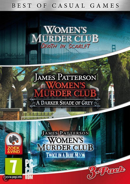 Womens Murder Club 3-Pack