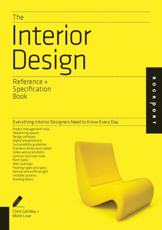Bolcom The Interior Design Reference Specification Book Linda