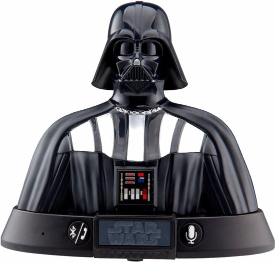 Star Wars Bluetooth Character Speaker Darth Vader