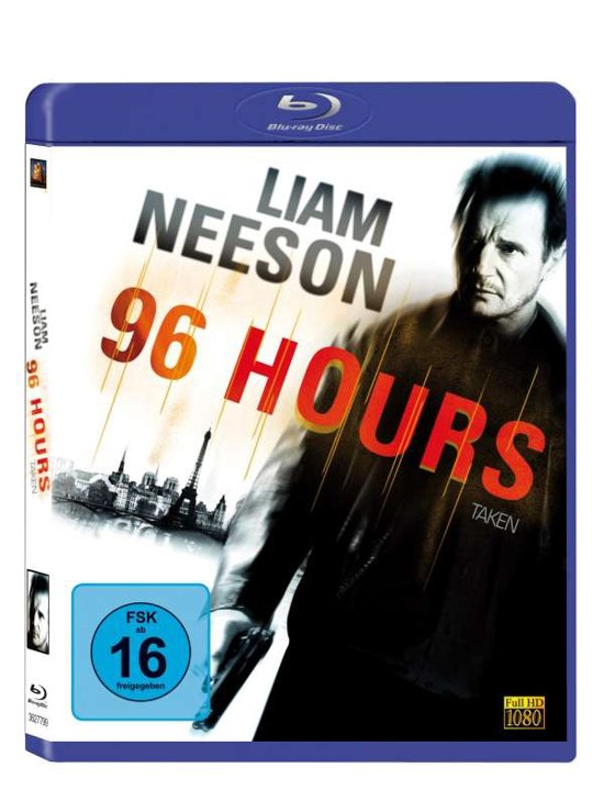 Cover van de film '96 Hours'