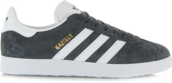 adidas Gazelle Sneakers Maat 44 Mannen zwart