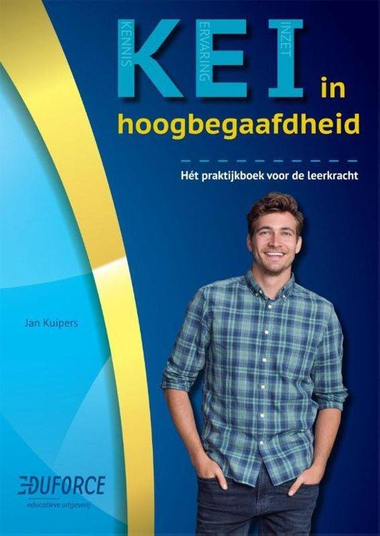 Boek cover Kei in hoogbegaafdheid van Jan Kuipers (Paperback)