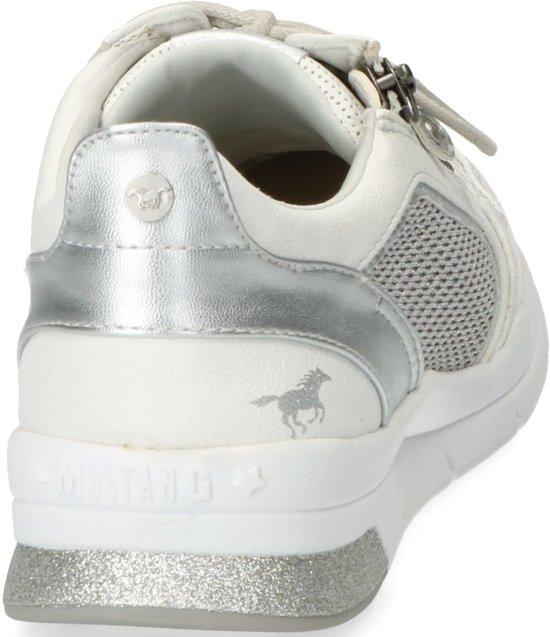 Mustang Mustang Sneakers Sneakers Sneakers Sneakers Witte Witte Sneakers Witte Mustang Witte Mustang Witte Witte Mustang Sneakers pq4AB