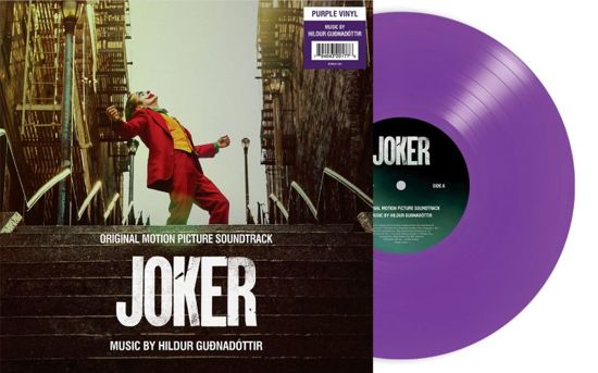 CD cover van The Joker (Original Soundtrack) (Gekleurd Vinyl) van Ost
