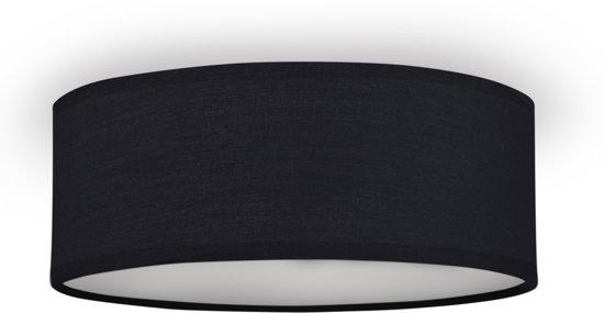 Ranex 6000.538 Mia - Plafonniere - Rond - 30 cm - Zwart