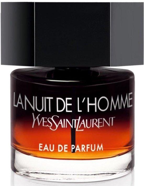 Yves Saint Laurent Eau de parfum La nuit L'homme 60 ml