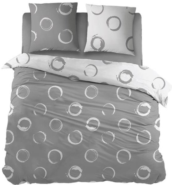 Bol.com snoozing maria dekbedovertrek lits jumeaux 270x200