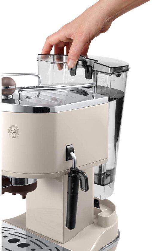 De'Longhi ECOV311.BG Icona Vintage Halfautomatische Espressomachine