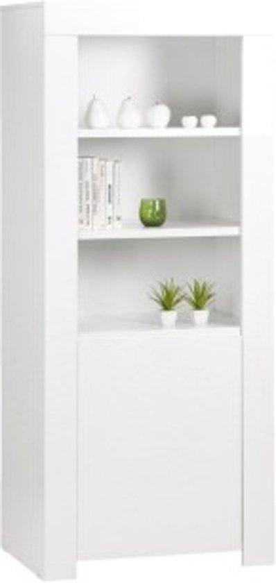 bol.com   Benvenuto Design Amalfi Boekenkast Colonna HG Wit
