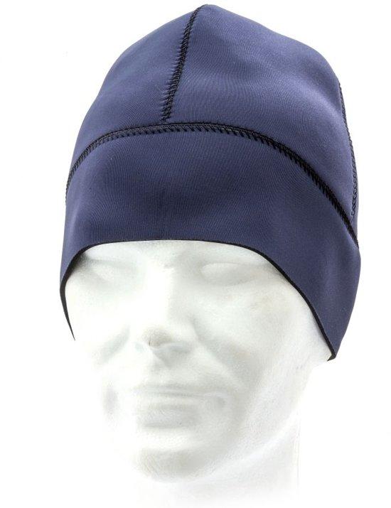 Prolimit Neopreen Beanie Donkerblauw XL