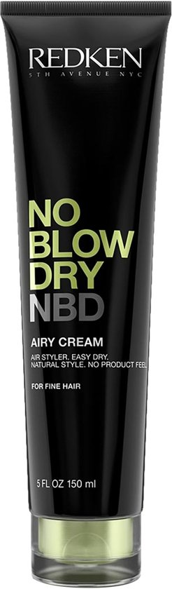 Redken No Blow Dry Cream Fine 150ml