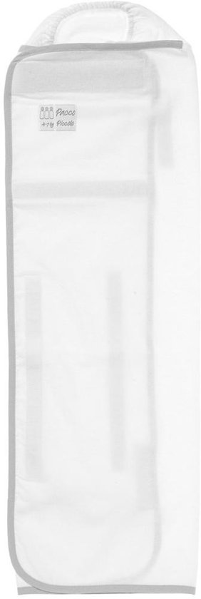 Pacco Inbakerdoek Piccolo 4 tot 7 kg Wit