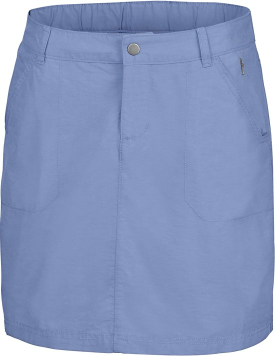 Blue Skort Columbia Outdoorrok Iii Cape Arch Dusk Dames qg6OF1