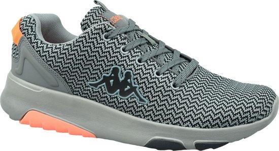 Kappa Result 242598-1616, Mannen, Grijs, Sneakers maat: 42 EU