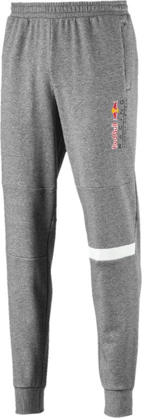 PUMA Red Bull Racing Logo Joggingsbroek Heren - Medium Gray Heather