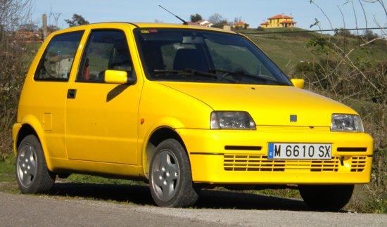 Bburago 1 24 Scale - 0194 FIAT 500 Sporting