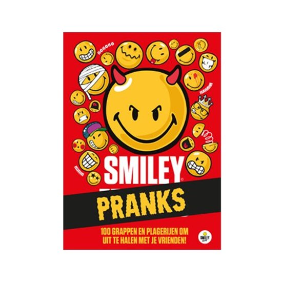 Smiley pranks