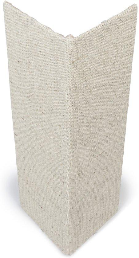 Beeztees Esta Hoekmodel - Krabplank - Beige - 56x100 cm