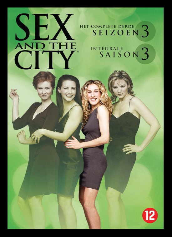 Sex And The City - Seizoen 3